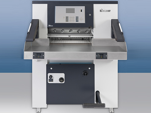 Paper Cutting Machine - MOHR